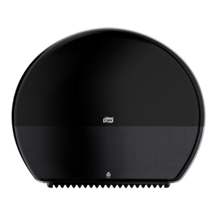 Tork zásobník na toaletný papier – Jumbo kotúč čierny plast